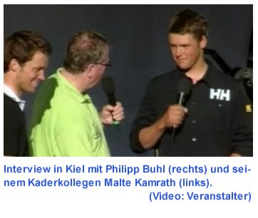Interview in Kiel